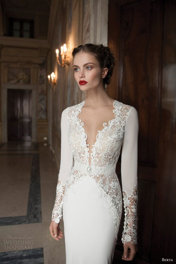 Весільні сукні 2014 - фото 76