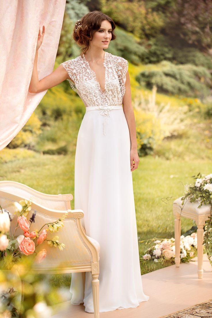 Весільні сукні 2014 - фото 77