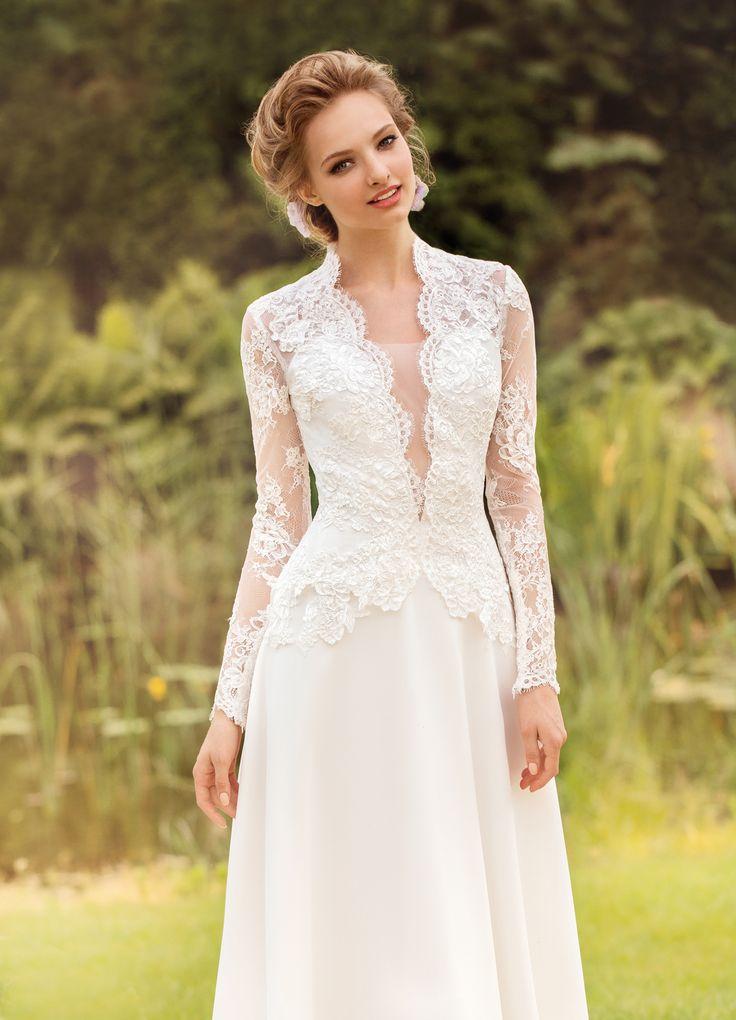 Весільні сукні 2014 - фото 78