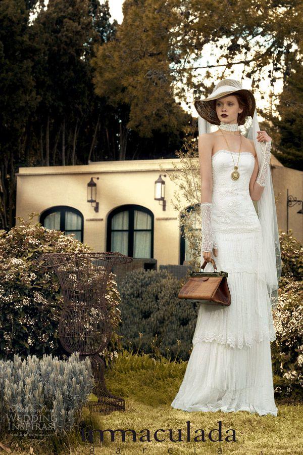 Весільні сукні 2014 - фото 79