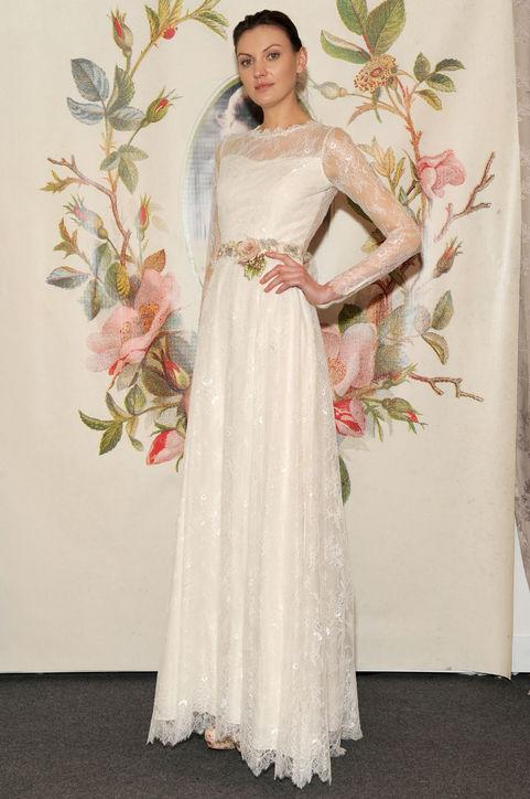 Весільні сукні 2014 - фото 8