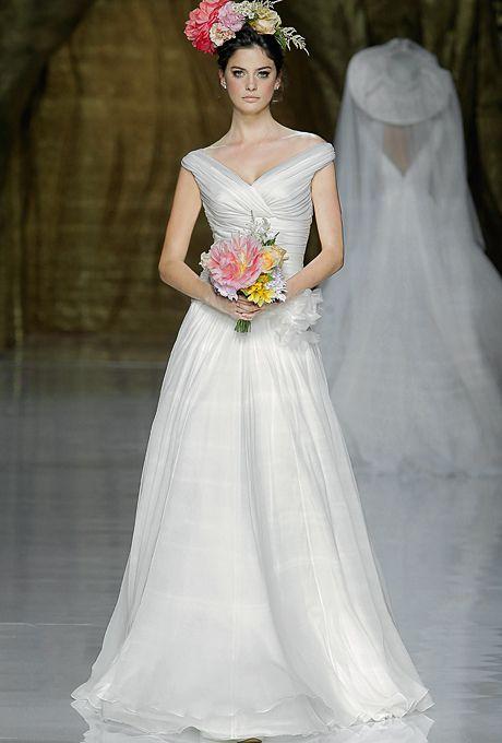 Весільні сукні 2014 - фото 80
