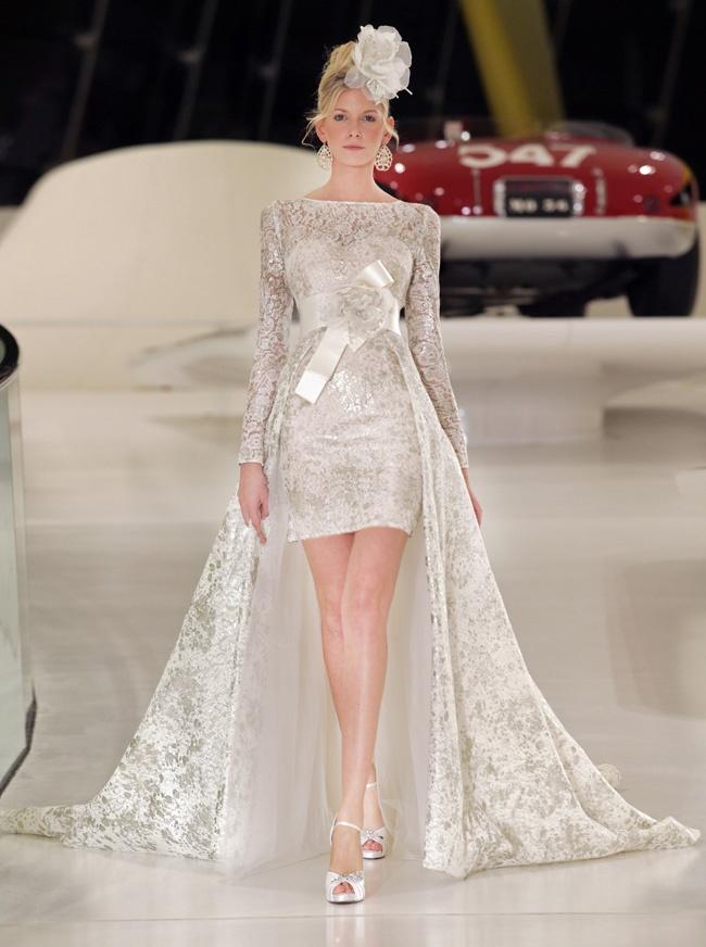 Весільні сукні 2014 - фото 83