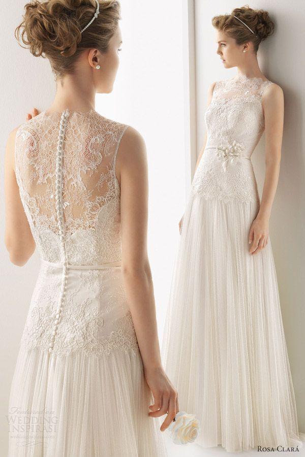 Весільні сукні 2014 - фото 87