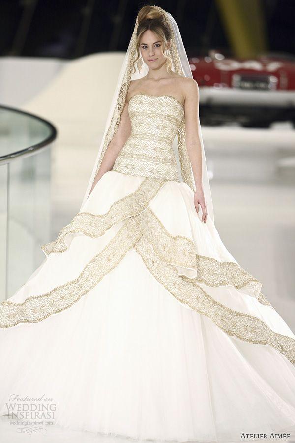 Весільні сукні 2014 - фото 88