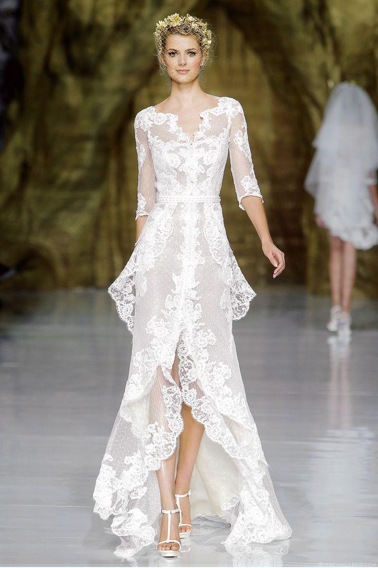 Весільні сукні 2014 - фото 89