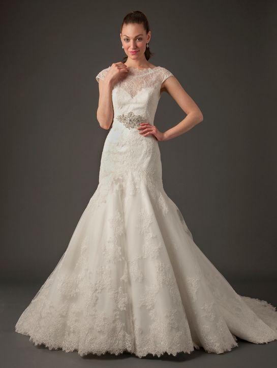 Весільні сукні 2014 - фото 9