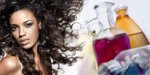 Ефірні масла для догляду за волоссям