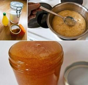 Рецепт цукрової пасти