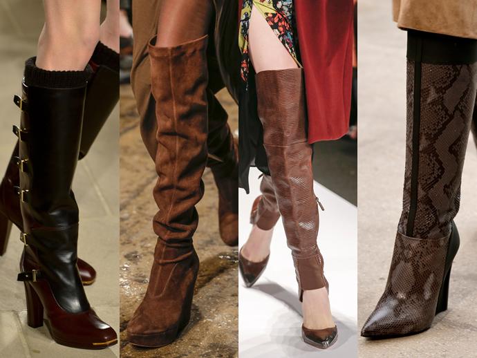 Модне взуття осінь-зима 2014-2015 - фото 2