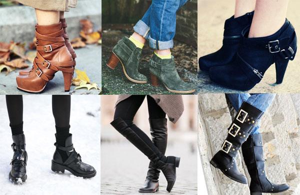 Модне взуття осінь-зима 2014-2015 - фото 4