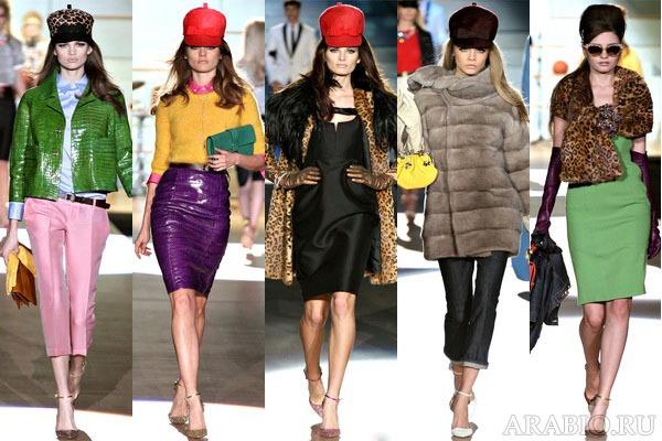Модний верхній одяг осінь-зима 2014-2015 - фото 2