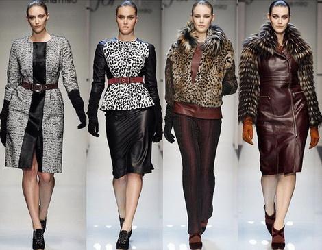 Модний верхній одяг осінь-зима 2014-2015 - фото 4