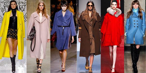 Модний верхній одяг осінь-зима 2014-2015 - фото 5