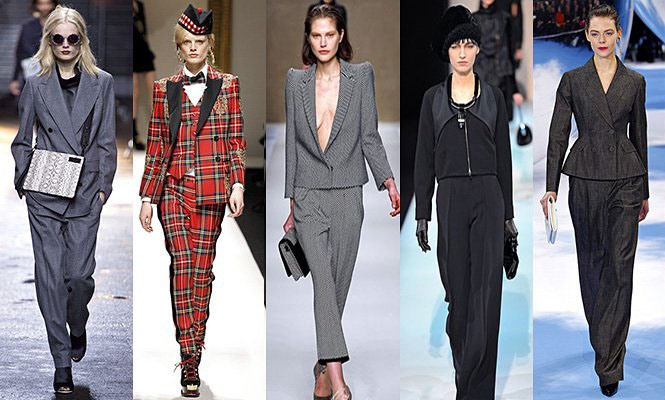 Модні тенденції осінь-зима 2014-2015 - фото 3
