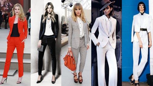 Модні тенденції осінь-зима 2014-2015 - фото 4