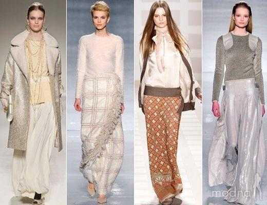 Модні тенденції осінь-зима 2014-2015 - фото 5
