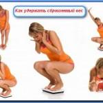 Як не набрати вагу після дієти
