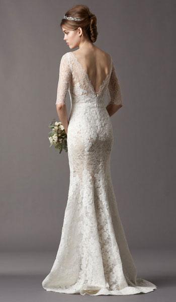 Весільні сукні 2015 - фото 11