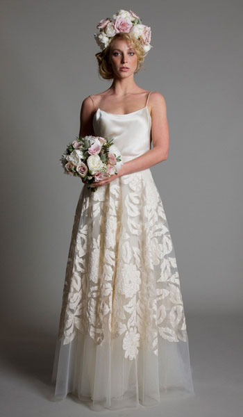 Весільні сукні 2015 - фото 4
