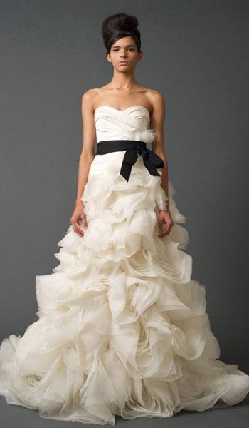 Весільні сукні 2015 - фото 8