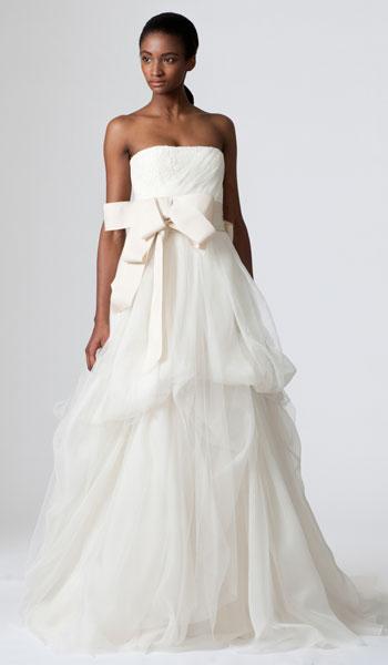 Весільні сукні 2015 - фото 9