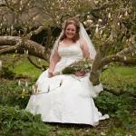 Як вибрати весільну сукню для повної дівчини
