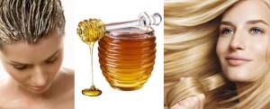Маски з меду для волосся