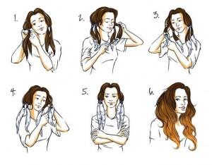 Як пофарбувати волосся