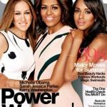 Сара Джессіка Паркер знялася для обкладинки журналу Glamour з Мішель Обамою