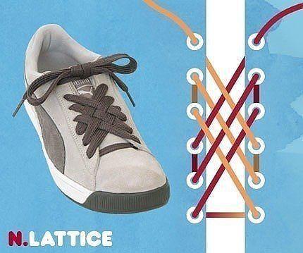 Як зав'язати шнурки