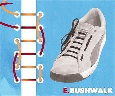 Як зав'язати шнурки 6