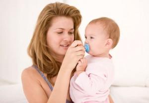 Відучити дитину від соски