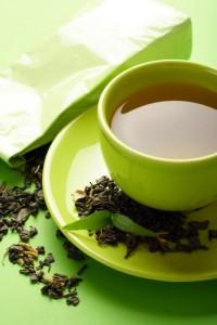 У чому користь зеленого чаю