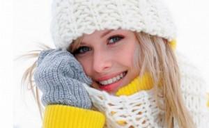 Зимовий догляд за шкірою