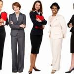 Дрес-код для ділової жінки