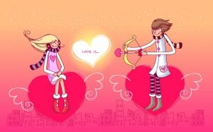 Конкурси на день святого Валентина