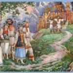 Весільні звичаї та обряди слов'ян