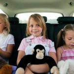 Як розважити дитину в дорозі