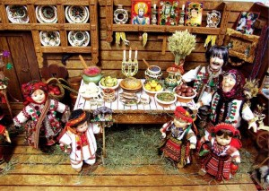 Різдвяні традиції в Україні