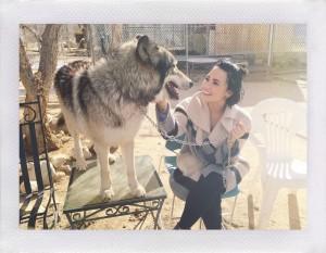 Демі Ловато і Уілмер Вальдеррама відвідали вовків