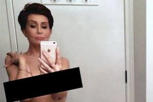 Шерон Осборн опублікувала оголене Селфі в підтримку Кім Кардашьян