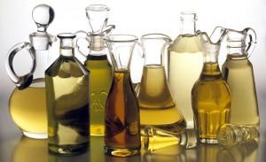 Ефірні олії для масажу