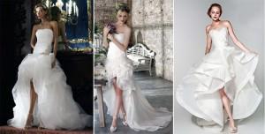 Весільні сукні 2016 - фото 2