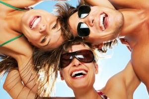 Сміх - лікує людей