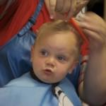 Як правильно стригти волосся дитині