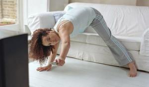 Як змусити себе займатися спортом вдома