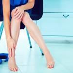 Як зняти біль в ногах після роботи
