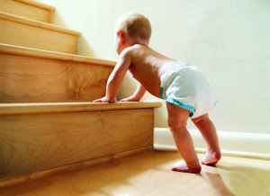 Вчимо дитину ходити