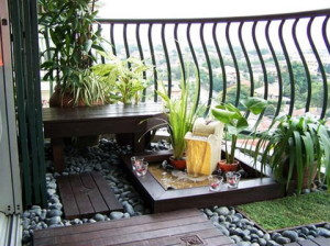 Балкон в квартирі